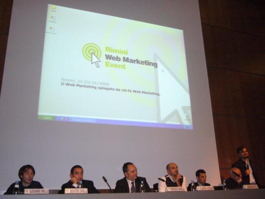 rimini web marketing event claudio vaccaro