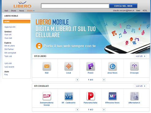 Libero Mobile