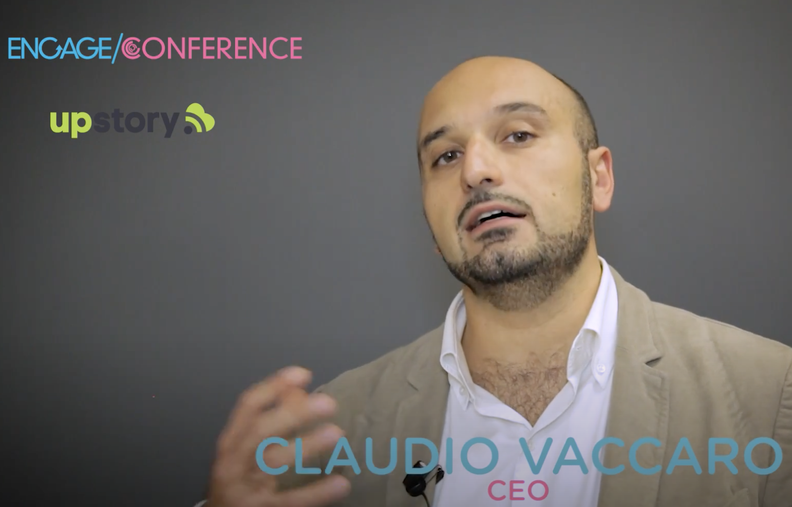Native Advertising e Mobile: Claudio Vaccaro all'Engage Conference 2016